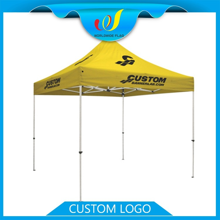 China Trade Show Event 3x3m Promotion 3x3 Ez Up Canopy