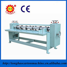 Rotary slitter scorer For Corrugated Cardboard Making Machine /slicing paper and rolling line machine