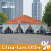 20m Width Cheap Tent Air Conditioned Tents For Parties