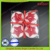 christmas candle rings in bulk