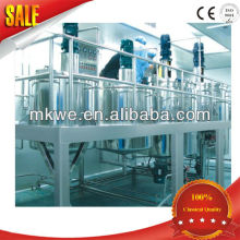 Professional Manufacturing Detergent Liquid Production Line