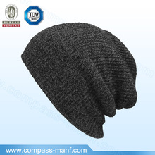 2016 Mens Slouchy Long Beanie Knit Cap for Summer Winter Oversize