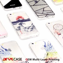 [DEVILCASE] OEM/ODM Multi Layer Printing Phone Case Custom Service for Apple