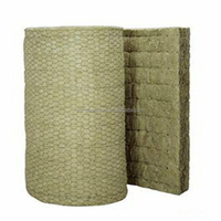 Rock Wool Blanket Faced With Wire
