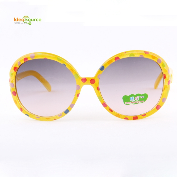 Promotional Fashion bright color glasses frames in yiwu china 2015