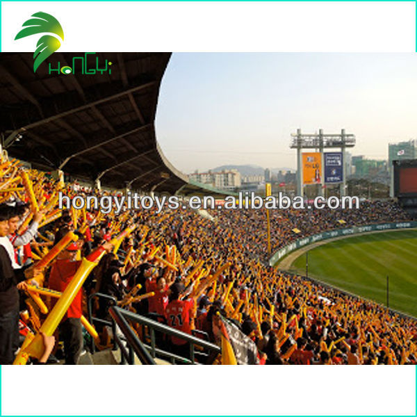 Hot Selling Frighting PVC Inflatable Cheering Stick Balloon