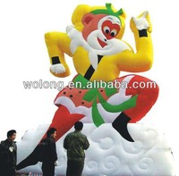 inflatable cartoon, adult inflatable christmas cartoons