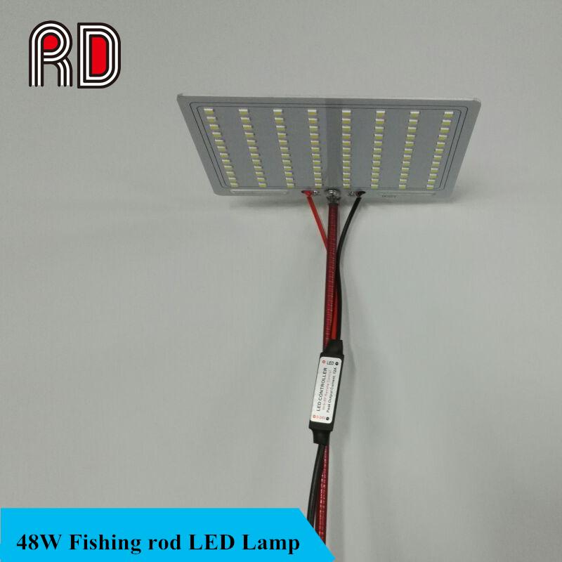 светодиодная лампа для ночной рыбалки