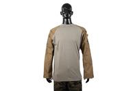Durable War Game Camouflage Combat Army Battle Dress Uniform Military Hunting Uniform BDU Shirt CL34-0032