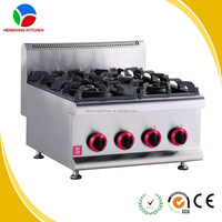 Commercial Portable 4-Burner Gas stove Protector/Gas Stove Manufacturers China