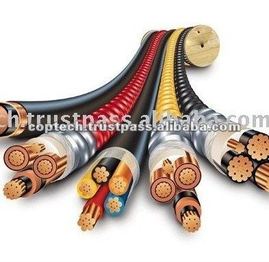 Nonferrous Metal Conductors Xlpe Insulated Power Cable