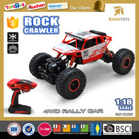 1:18 RC Toy Off Road Rock Crawler