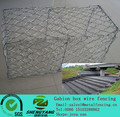 Protective field stop flood rock cages fully automatic machine twist stone gabion baskets 1x1x1m gabion box wire fencing