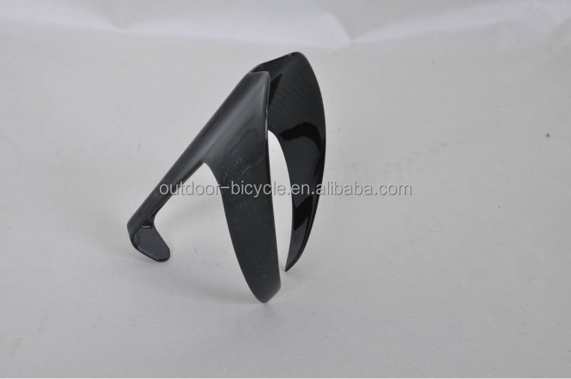 High-end carbon matte bicycle accessories Toray t700 full carbon bike water bottle cage at best price