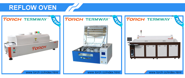 Torch led automatic soldering robot made in China