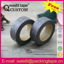 Lovely decorating scrapbook tape manufacturing