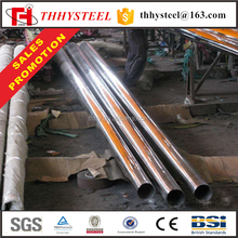 SS tube decorative high quality 316 spiral stainless steel tube