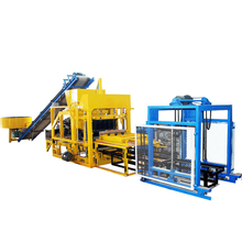 Auto brick machine used in brick production line manufacturer