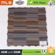 Best Quality Install Pvc Easy Click Laminate Floor For Basketball Court