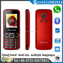 Q8 gsm quad band gprs mobile phone low price brand mobile phone with whatsapp torch GSM dual sim less $9