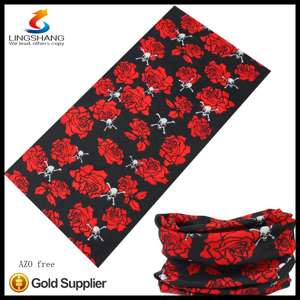 NINGBO LINGSHANG new design hijab fashion arabic scarf muslim headwear multifunction bandana