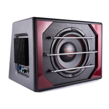 portable subwoofer speaker big 91db150 W RMS Power Trapezoidal Box big bass subwoofer
