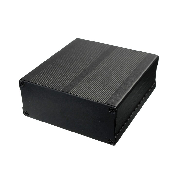 Commercial Anodized Aluminum Enclosure For Electronic