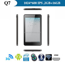 7'' Tablet PC 3G Phablet Android 6.0 Dual Core Dual SIM Tablet 3G Tablet ,tempered glass screen protector for 7 inch tablet