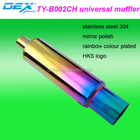 auto parts various types muffler tip