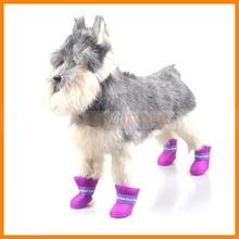 Pet Products Rubber Galoshes Dog Shoe Rubber Dog Toys Shoe