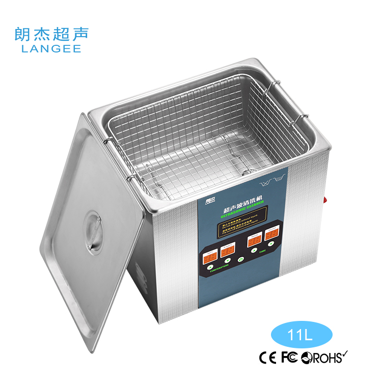 AC100-120V/AC220-240V heating power 300W automotive parts ultrasonic cleaner