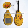 Removable Hong Kong rhubarb duck shape Card Holder