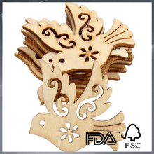 small wood bird wooden crafts mini wood bird crafts hangtag crafts
