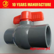 BV-SY-676 ASTM, BS, DIN,JIS, ISO, AS/NZS 2 inch pvc ball valve