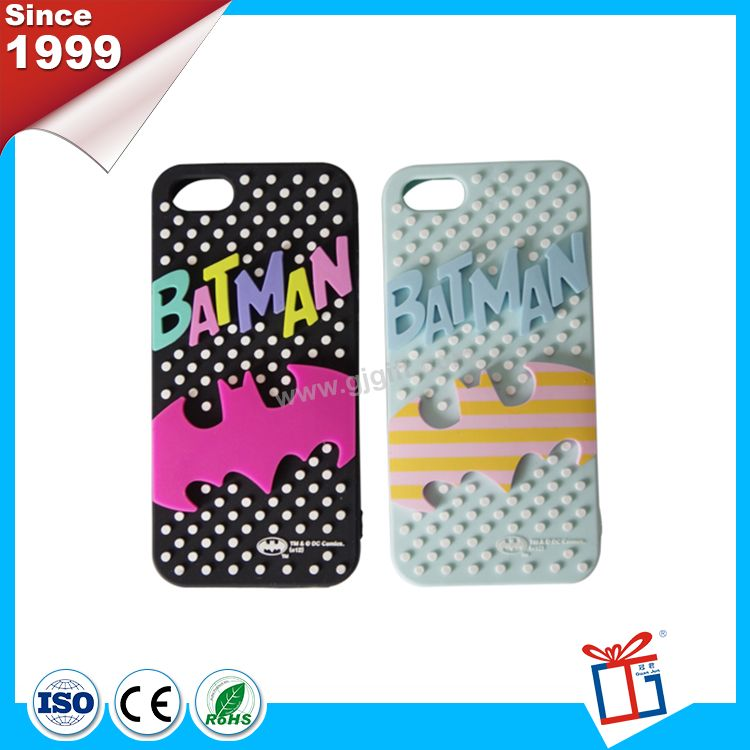 Factory price simple many colors silicone case