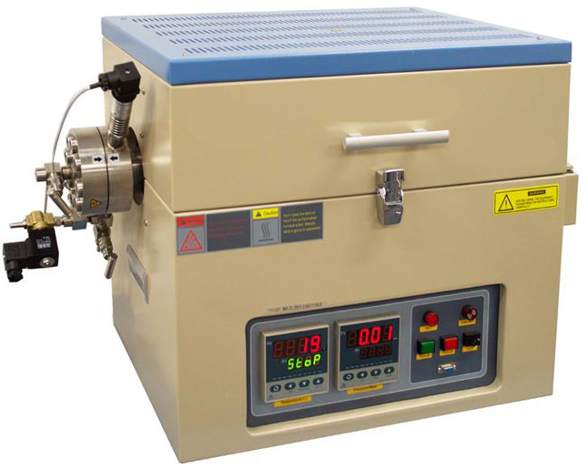 High Pressure Oxygen Tube Furnace (HIP) with 20mm ID up to 1100C