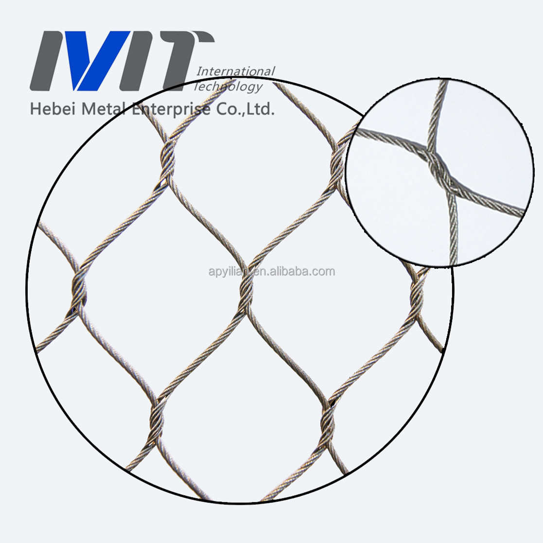 MT stainless steel flexible metal mesh fabric
