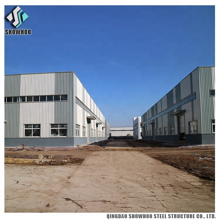 Cheap Prefabricated Warehouse Buildings for Sale