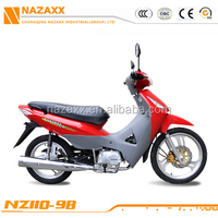 NZ110-9B 2016 New 110cc Excelente Barato Hot Sales Cub Motocycle/Motocicleta For Brasil