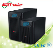 <Must Solar> CE certificated 1kva-3kvva Data center UPS TRUE online ups power supplier online ups spare parts