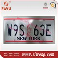 USA license Plate, USA license plate Holder