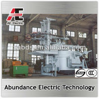 2016 China Hot sale industrial electric arc smelting furnace EAF