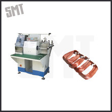 Stator Electrical Motor Winding Machine / Small Rotor Winder