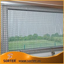 new style aluminum link chain curtain wall decoration for home /office /bar