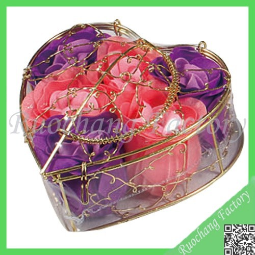 Handmade rose soap bath soap, detergent soap making formula