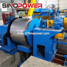 Germany high quality used slitter steel sheet slitting machine