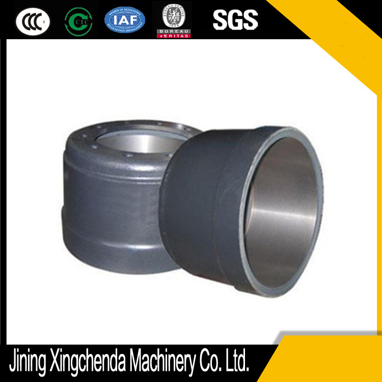 Supply brake drums used for heavy trucks