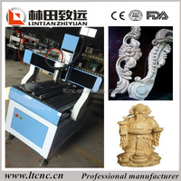 3d wood carving machine small used cnc router sale