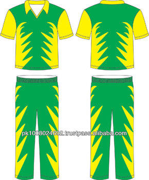 club cricket uniforms fully sublimated