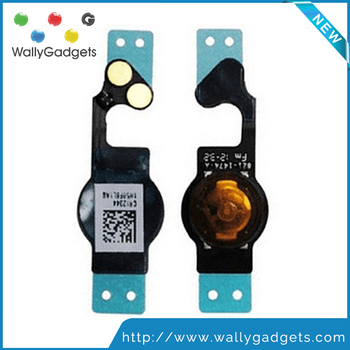 Chinese direct manufactuer factory price home button flex for iphone 5c